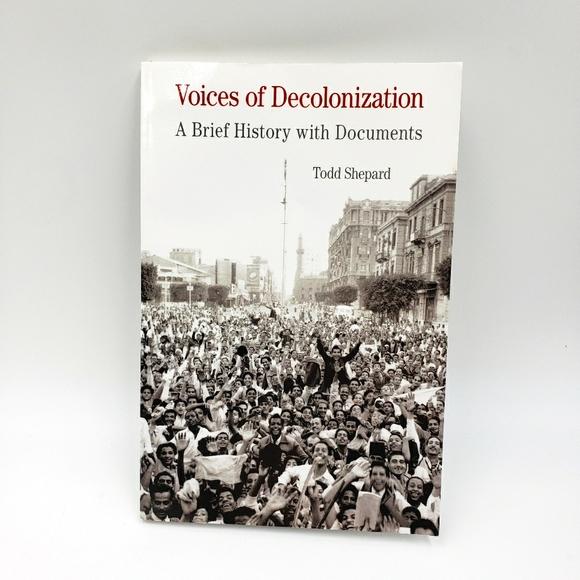 2/$10 Voices of Decolonization Paperback Book